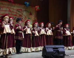 Осенний звездопад 2011 (Курск)