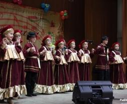 Осенний звездопад 2011 (Белгород)