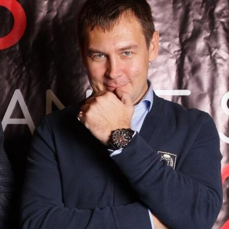 Дмитрий Яцковский